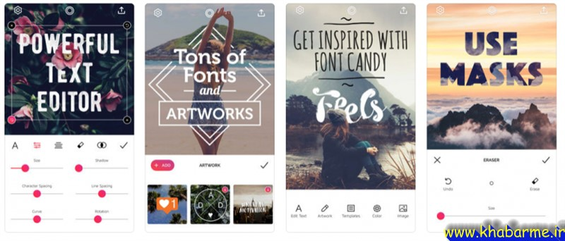 Font-Candy-Instagram-Story-App-