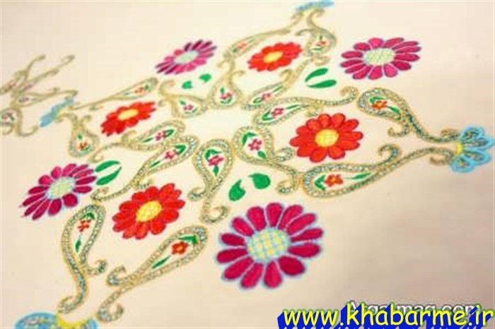 Traditional-Embroidery-Design-17www.khabarme.ir