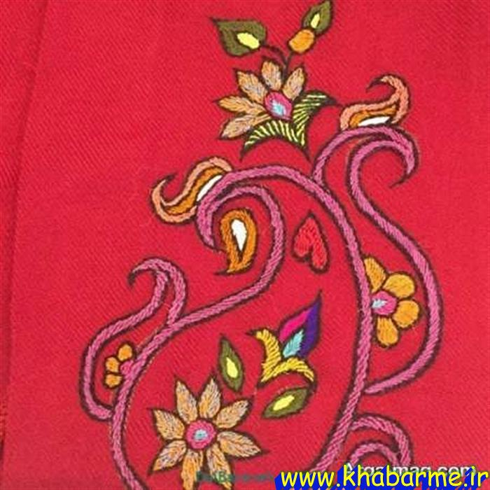 Traditional-Embroidery-Design-9www.khabarme.ir