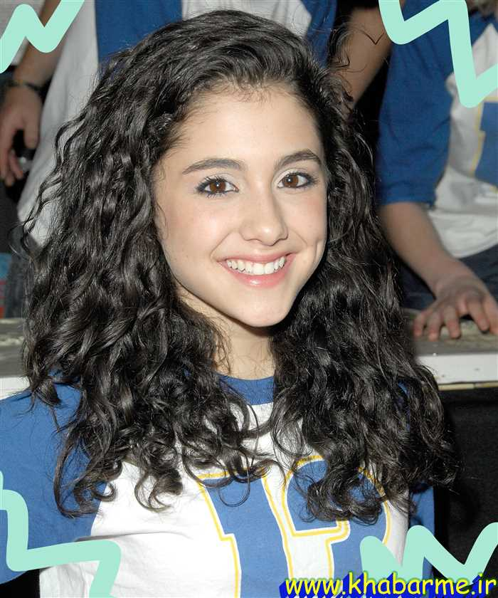 arian grand when she was a kid and innocent - khabarme.ir