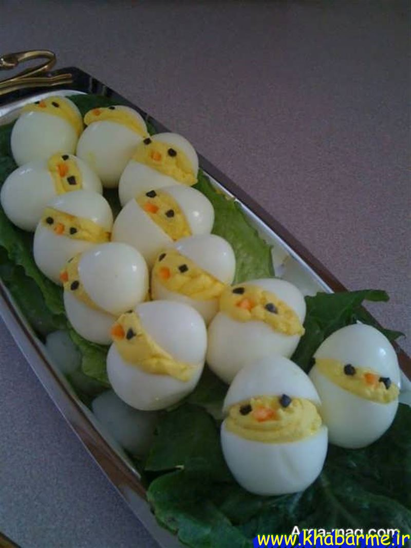 Decorated-boiled-eggs-صصص.ناشذشقئث.هق