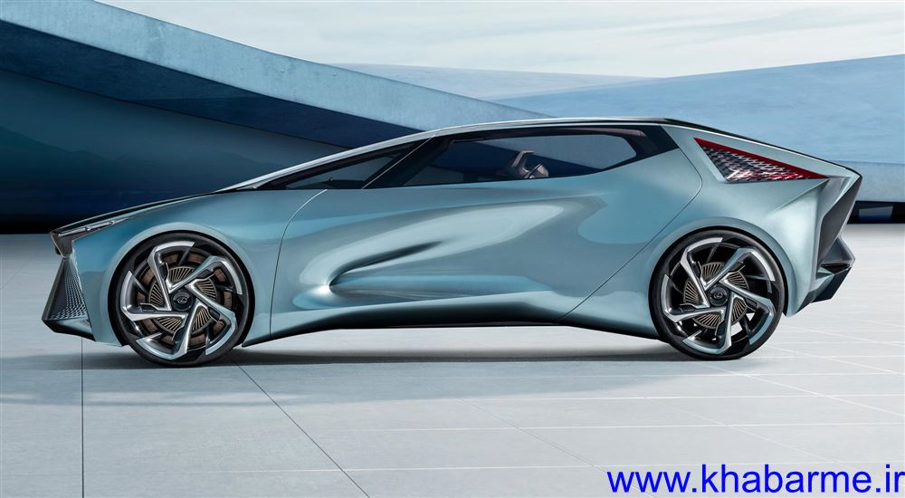 concept LF-30-Electrified کانسپت خودروی مفهومی